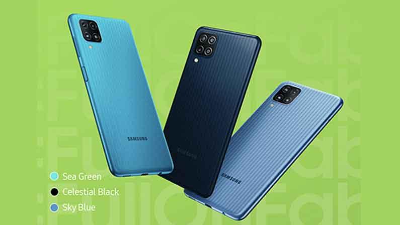 Samsung Galaxyf12