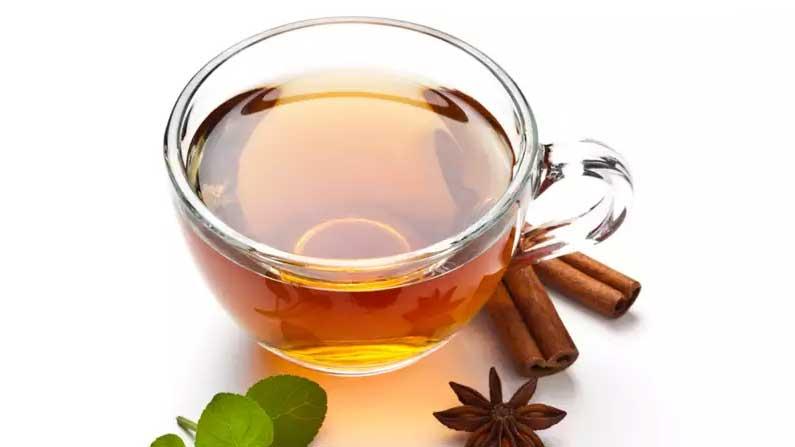 Basil Tea 1