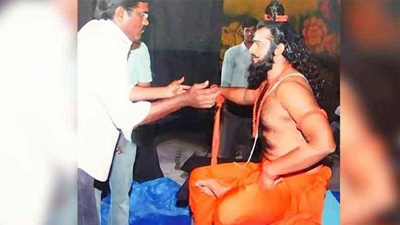 Prabhas Throwback Picture