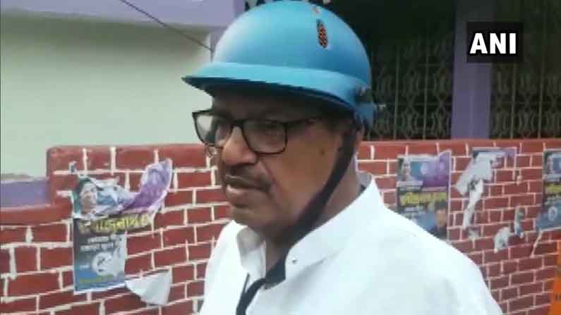 Tmc Candidiate With Helmet